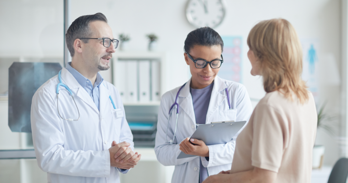 Data quality in healthcare