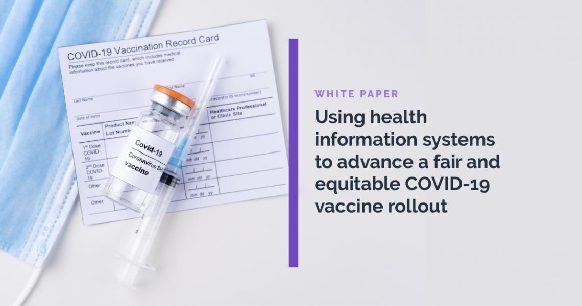 Vaccine Rollout